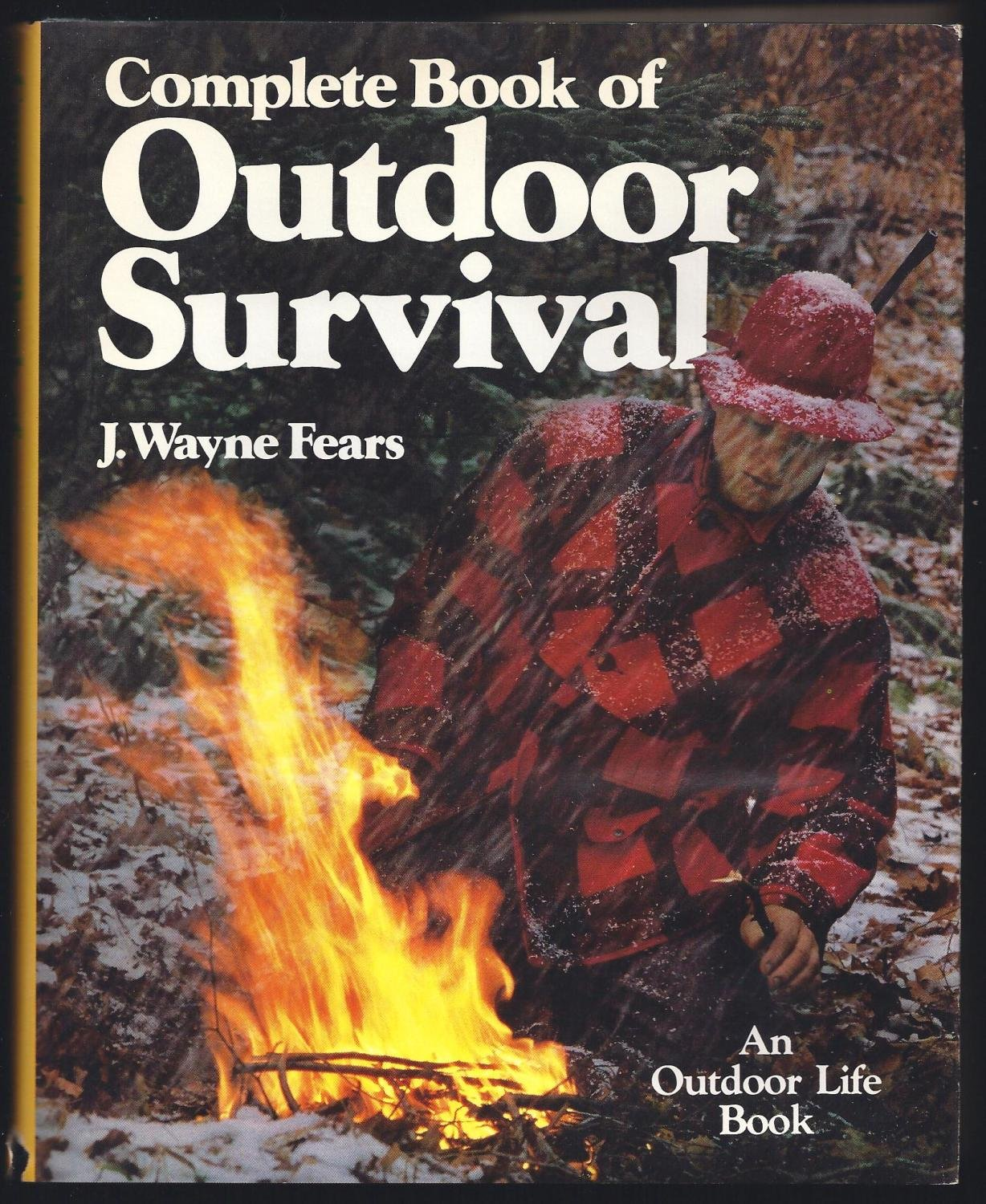 Image OfComplete Book Of Outdoor Survival