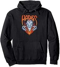 Disney Hercules Angry Hades Flames Portrait Logo Pullover Hoodie