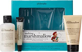 Philosophy Melting Marshmallow Trio Gift Set - Shower Gel, Body Lotion and Gloss