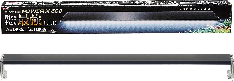 Gex Clear Led Power X 600 600 600 60cm For Aquatic Plants