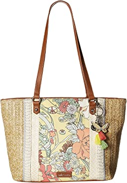 Sakroots - Artist Circle Medium Satchel