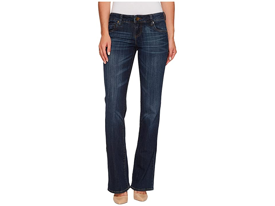 KUT from the Kloth Natalie High Rise Bootcut in Exceptional (Exceptional) Women