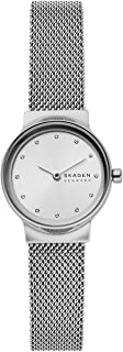 Skagen Freja Stainless Steel Minimalist Watch