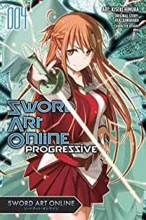 Sword Art Online Progressive Vol. 4