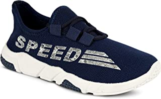 Camfoot Men's (9343) Navy Casual Sports Running Shoes