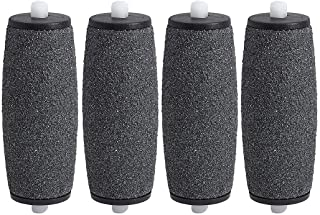 Etuoji 4pcs Compatible Replacemet Refill Roller For Scholl Velvet Smooth Express Pedi