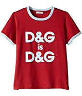 Dolce & Gabbana Kids - D&G Is D&G (Big Kids)