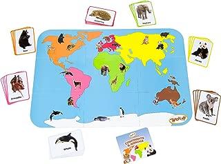 Best montessori animal puzzles Reviews