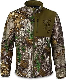 Browning Men's Hell's Canyon Mercury Hunting Jacket, Realtree Xtra, L