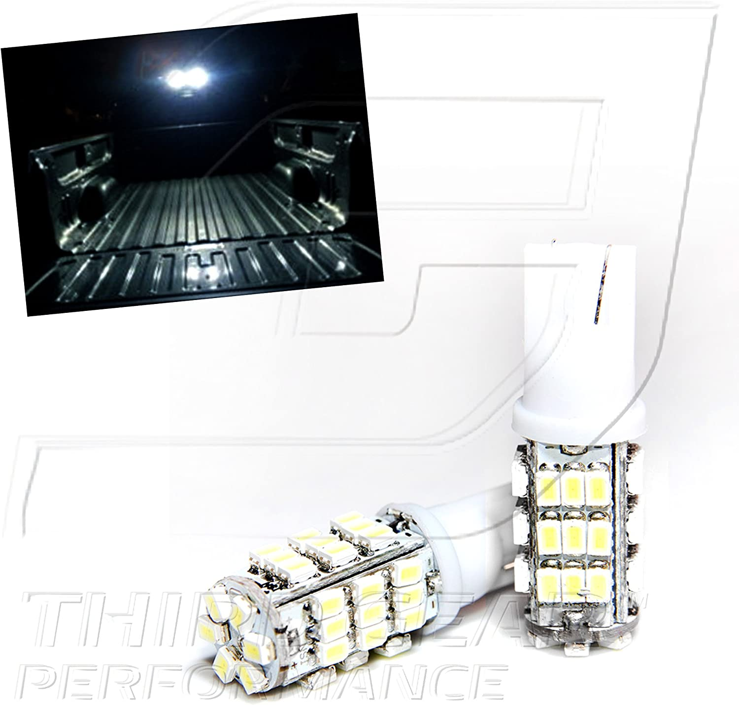 TGP T15 White 42 LED SMD Wedge Wholesale Mount Brake Third High Stop Many popular brands Light