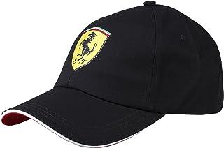 Ferrari Black One Size Kids' Classic Cap
