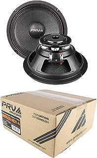 2X 8 Midrange Woofer 4 Ohm 1000 Watts PRV Audio Neo 8MR500-NDY-4 Car Audio