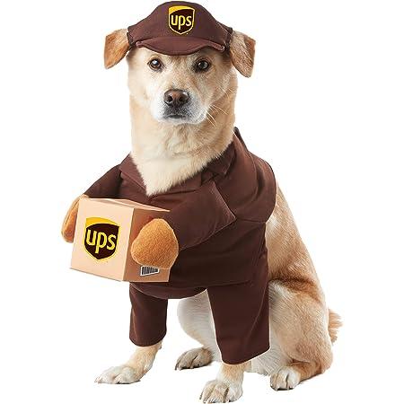 California Costumes UPS Dog Costume X-Small