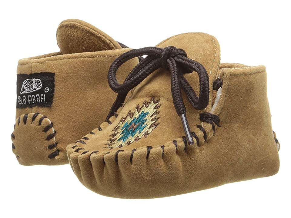 M&F Western Kids Ethan (Infant/Toddler) (Tan/Blue) Boys Shoes
