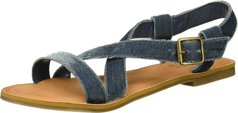 RAMPAGE Japan Maker New Women's Japan's largest assortment Matina Flat Sandal