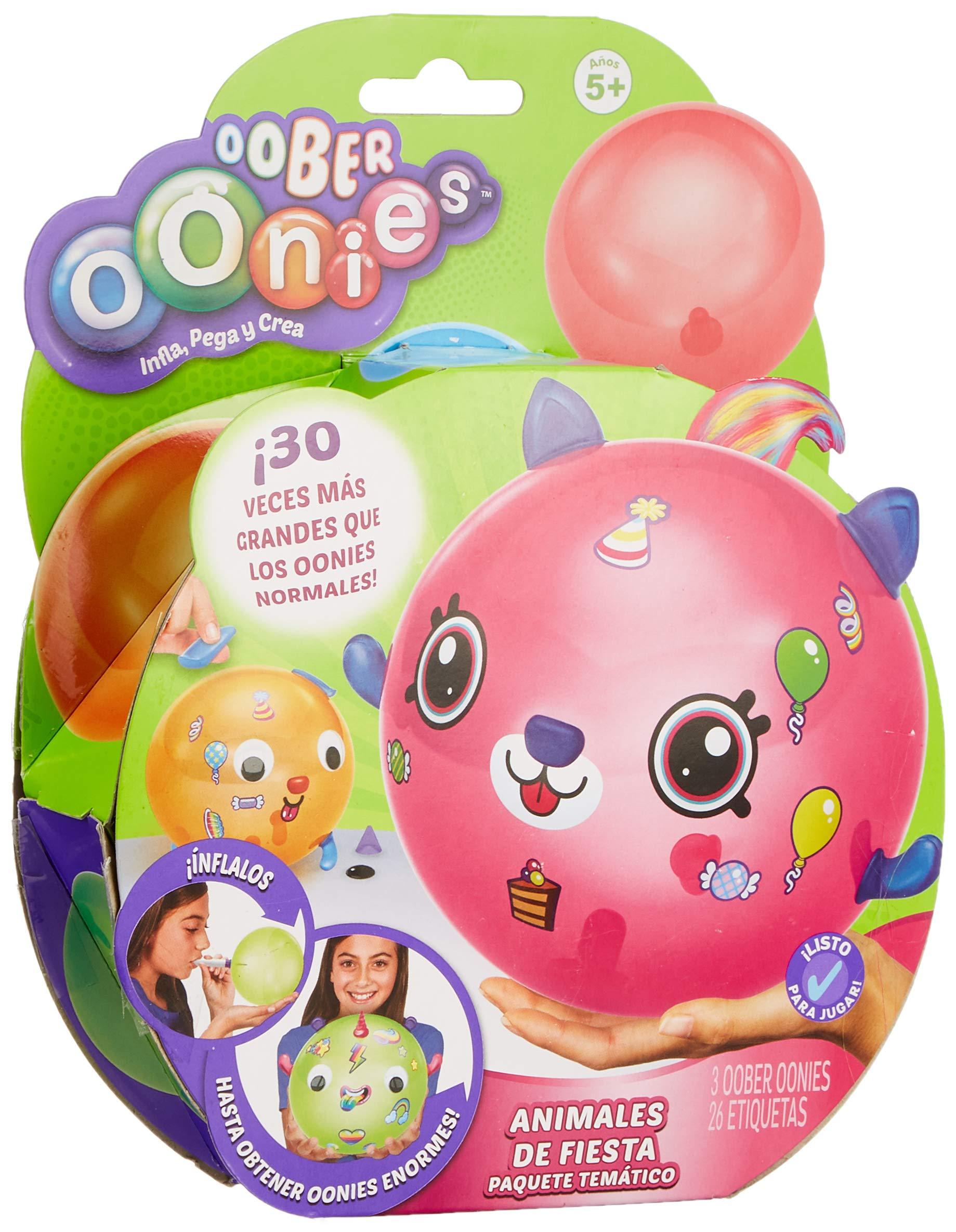 Oonies - Repuestos De Globos Y Accesorios (Famosa 700014705) , color/modelo surtido: Amazon.es: Juguetes y juegos
