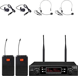 Best wireless lapel mic system Reviews