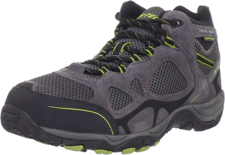 Hi-Tec Men's Total Terrain Mid Waterproof Hiking shoes