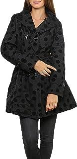 Miss Rouge - Abrigo Impermeable - Negocios - para Mujer