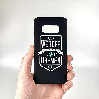 Werder Bremen - Wappen - Schutzhülle passend für das Samsung Galaxy S10E Black