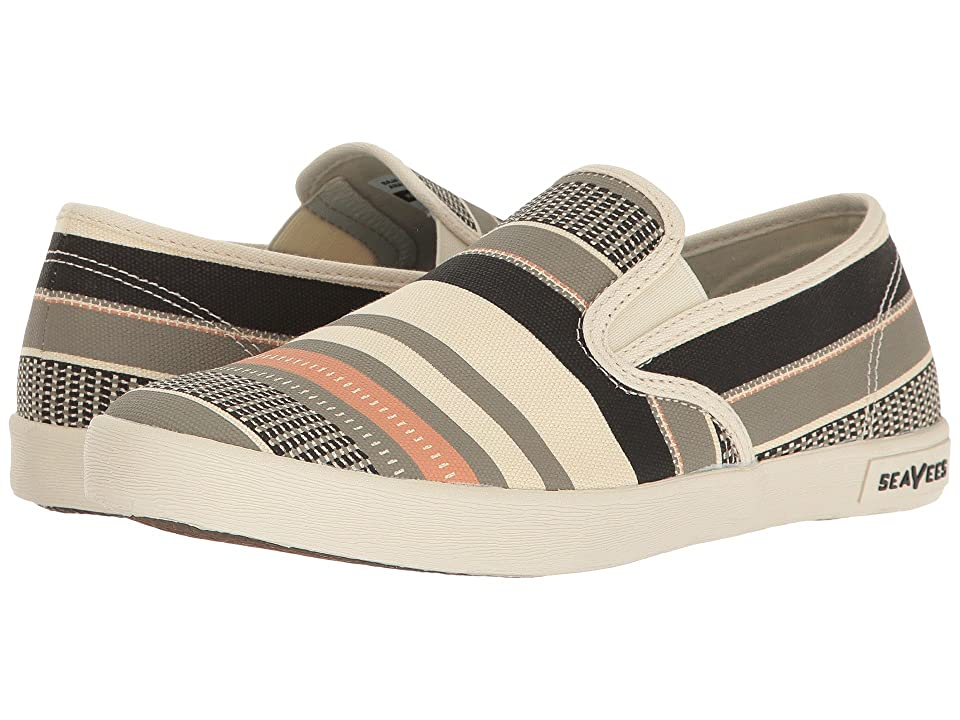 SeaVees 02/64 Baja Slip-On Anacapa (Granite Grey) Women