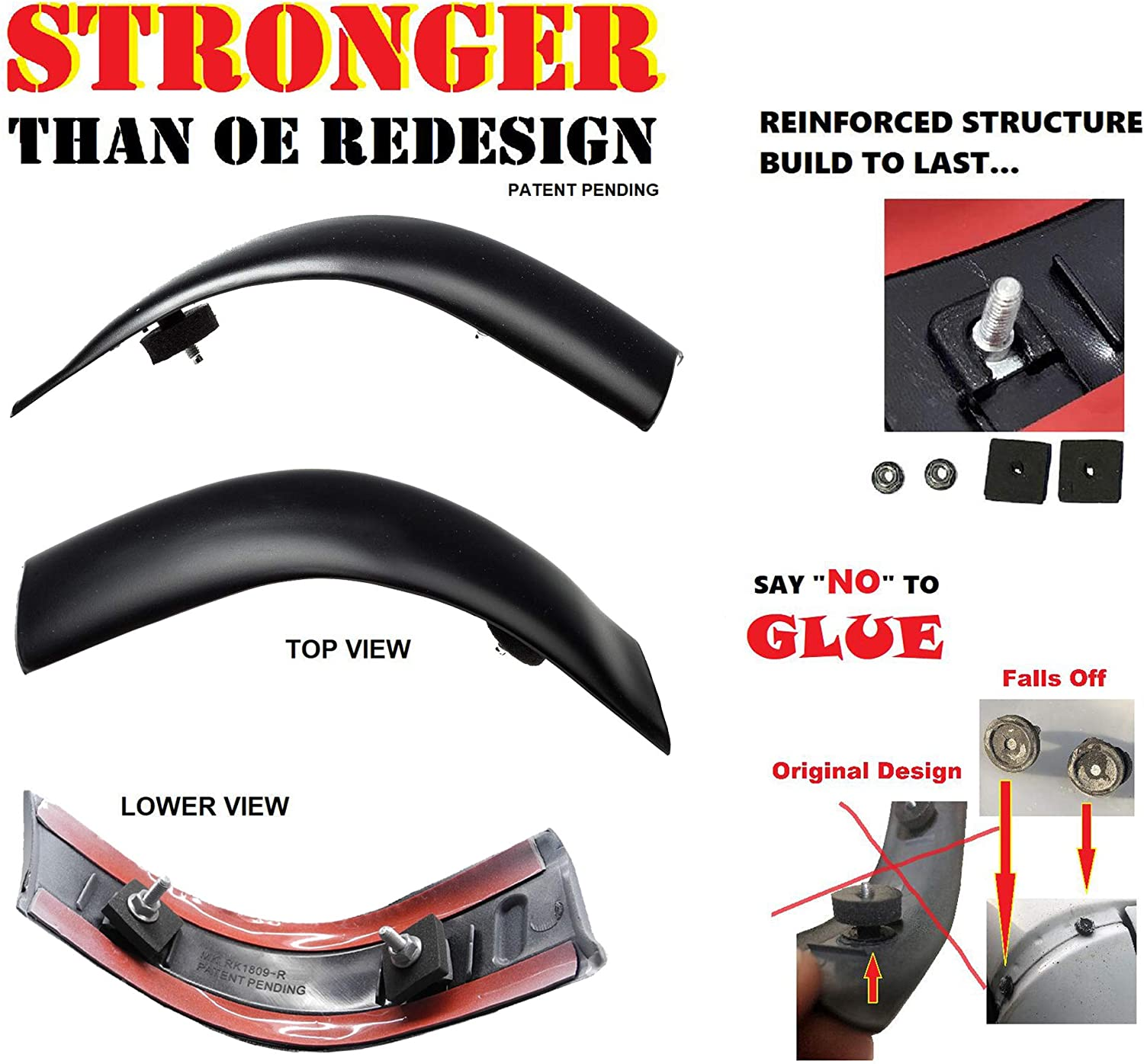 CF Advance Compatible with Our shop most popular Ford F-250 F-55 2008-2016 F-450 Oakland Mall F-350