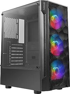 Antec NX Series NX260 Mid-Tower ATX Gaming Case, Mesh...