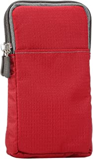 BAIERSI Phone Bag Outdoor Casual Cross-Body Shoulder Casual Wallet Cell Phone Bag for iPhone11 / 11 Pro /11 Pro Max/XS Mas...