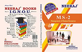 MS-2, Management of Human Resources