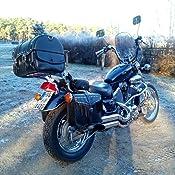 Saddlemen 3503 0054 Desperado Express Hecktasche Schwarz 16 L X 10 25 W X 12 5 H Auto