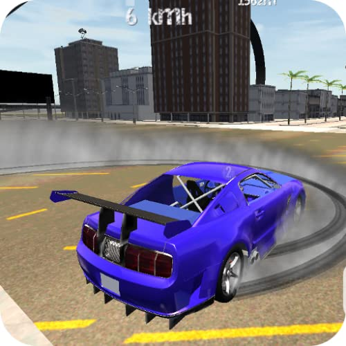 Turbo GT Car Driving Simulator 3D