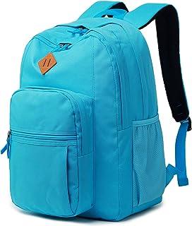Abshoo Classical Basic Travel Backpack for School Water Resistant Bookbag
