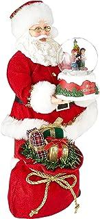 Department 56 Possible Dreams Santas Traditions Christmas Carol Lit Figurine, 10.5 Inch, Multicolor