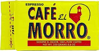 Cafe El Morro Coffee Espresso Puerto Rico 8.8 Oz