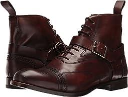 Alexander McQueen - Luke Brogue Boot w/ Strap Buckle