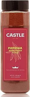 Castle Foods | PAPRIKA HUNGARIAN STYLE, 16 oz Premium Restaurant Quality