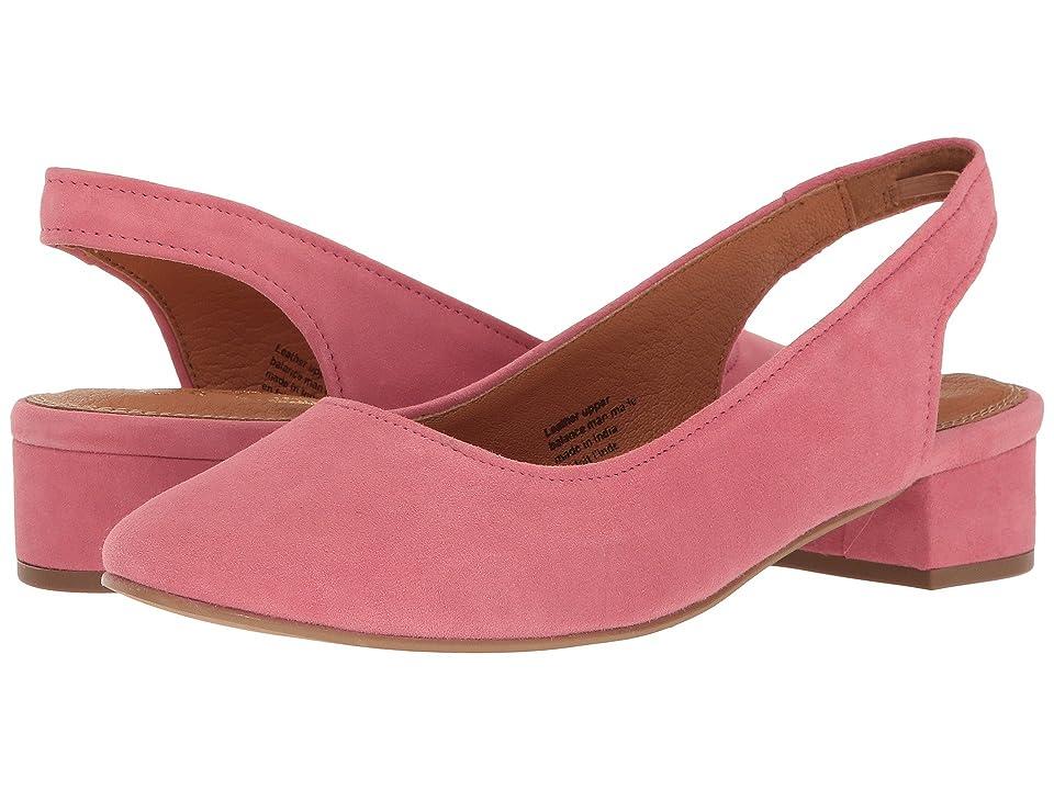 Seychelles Electric (Flamingo Pink Suede) Women