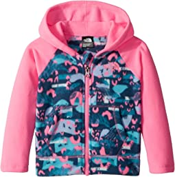 The North Face Kids Glacier Full Zip Hoodie (Toddler)