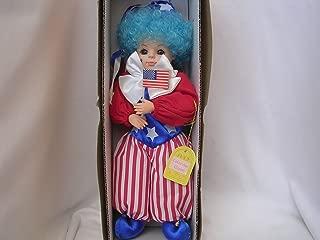 Birthday July Calendar Clown Doll 13