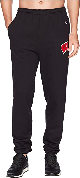 Champion College - Wisconsin Badgers Eco® Powerblend® Banded Pants