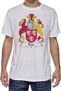 Rose Coat of Arms-Family Crest, Moister Wicking Sports T-Shirt