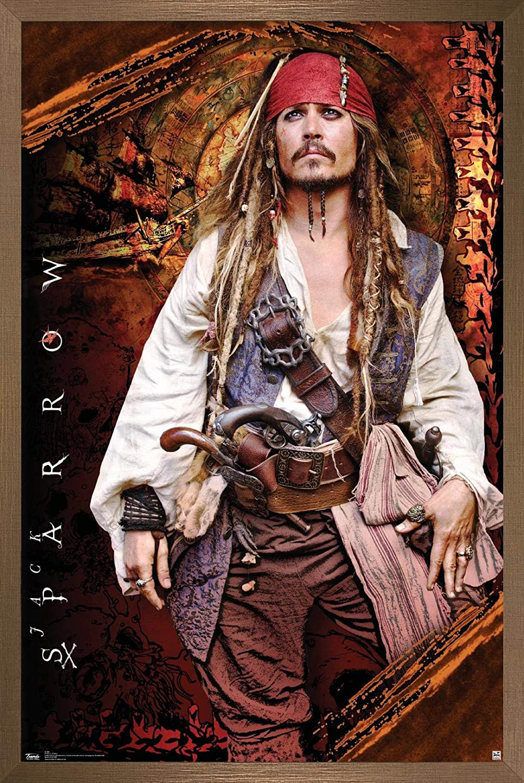 Trends International [再販ご予約限定送料無料] Disney Pirates of Strange セール 登場から人気沸騰 Caribbean: On The