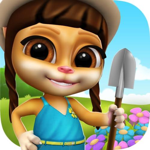 Emma die Gärtnerin: Gartenspiele