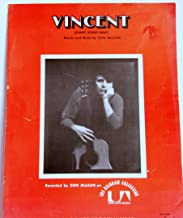 Best vincent sheet music Reviews