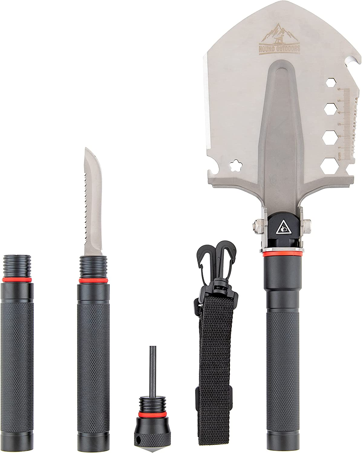 Multipurpose Folding Tactical Raleigh Mall Shovel Collapsible Po - 2021 new Foldable