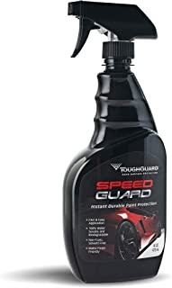 SpeedGuard Car Paint Protection Sealer and Coat Spray 16oz – Most Advanced Si14 Nano Coating Technology On The Market - Replaces Car Wax and Polish - German Engineered/Manufactured in USA.