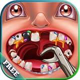 Dentista loco Juego gratis : Tratar a los pacientes en una clínica de un dentista loco ! juego divertido para los niños