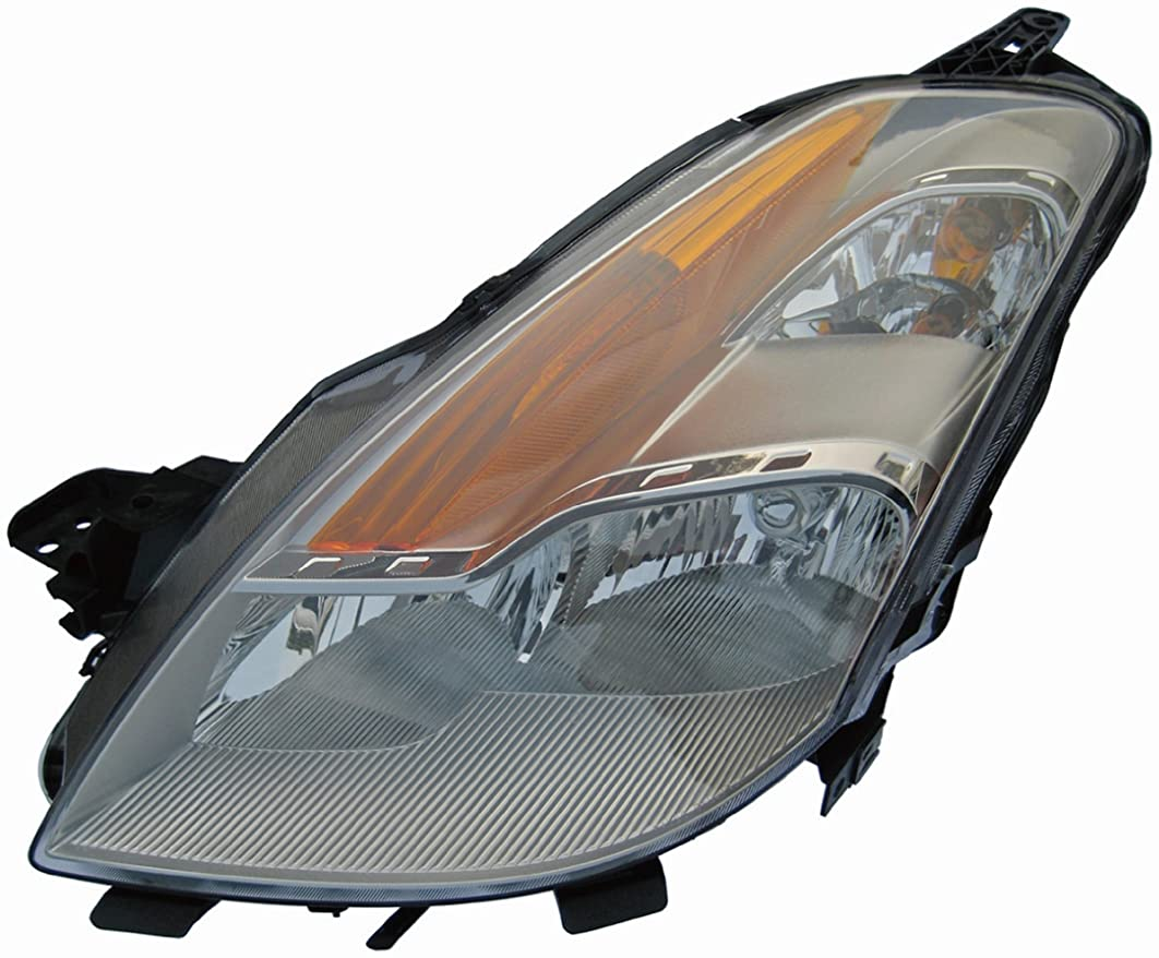Dorman 1592198 Passenger Side Headlight Assembly For Select Nissan Models