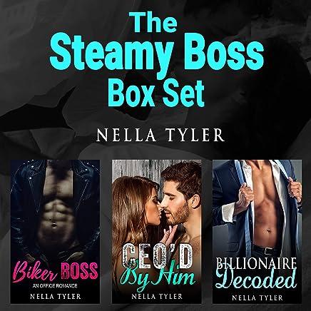 The Steamy Boss Box Set