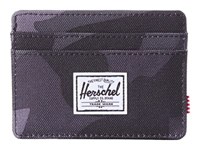 Herschel Supply Co. Charlie RFID (Night Camo) Wallet Handbags
